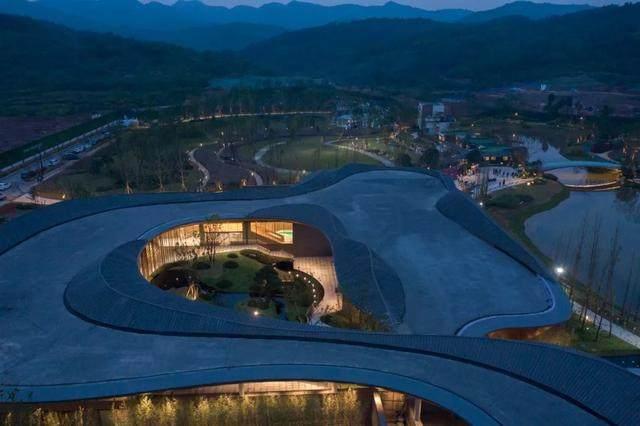 成都花间堂酒店一期設計,建築演绎山水意境-30.jpg