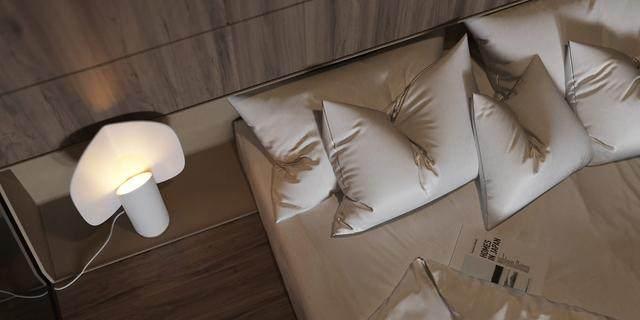 大气奢华的住宅空间設計,以深灰色的现代软装设计为基础-37.jpg