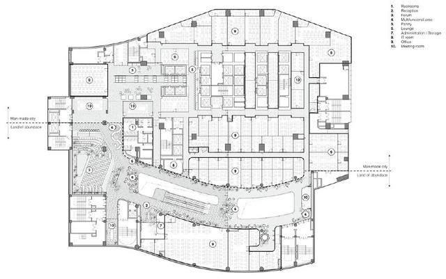 成都·SOHO 3Q联合办公空间 | 叠术建築-21.jpg
