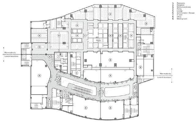 成都·SOHO 3Q联合办公空间 | 叠术建築-22.jpg