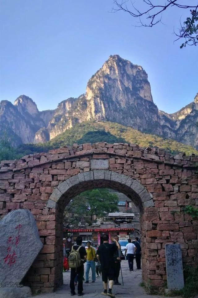 太行山·挂壁公路 I 穿行于壁立千仞的悬崖之上-7.jpg