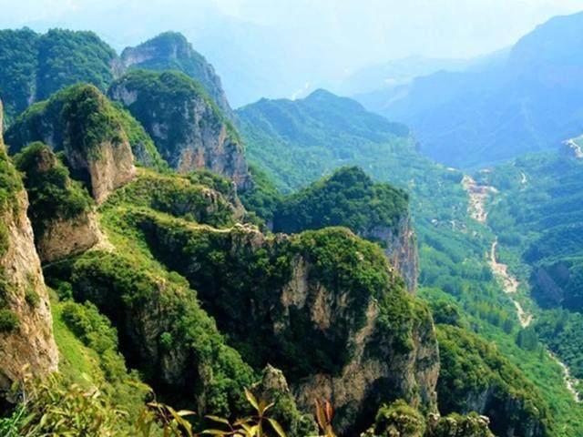 太行山·挂壁公路 I 穿行于壁立千仞的悬崖之上-42.jpg