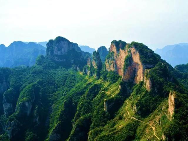 太行山·挂壁公路 I 穿行于壁立千仞的悬崖之上-43.jpg