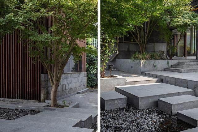"""杭州·""""阿家""""茶室設計   TEMP建築事务所-3.jpg"""