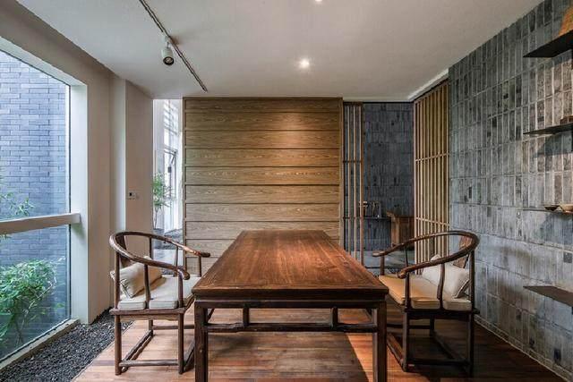 """杭州·""""阿家""""茶室設計   TEMP建築事务所-10.jpg"""