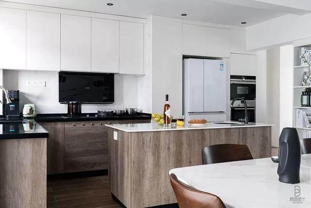 黑色+质朴灰,在住宅空间打造聚会空间   标点設計-8.jpg