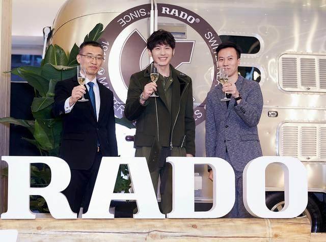 只开放4天的Rado瑞士雷达表快闪店开幕,品牌大使白宇重磅亮相-1.jpg