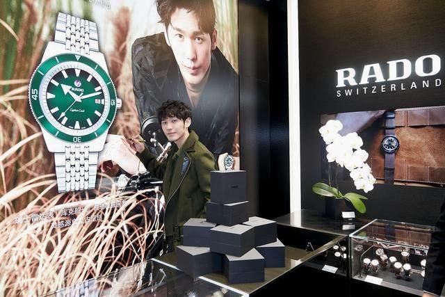 只开放4天的Rado瑞士雷达表快闪店开幕,品牌大使白宇重磅亮相-7.jpg