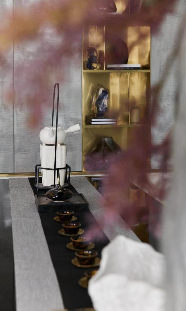 640㎡重庆万科悦湾·江上明月別墅空间,演绎戏剧十足的艺术空间-9.jpg