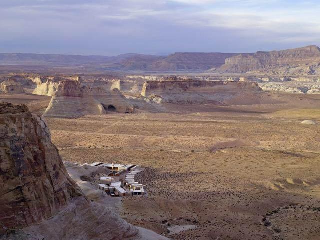 安缦奇岭,峡谷沙漠之中尽展荒凉的奢华 | Wendell Burnette-3.jpg