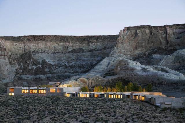 安缦奇岭,峡谷沙漠之中尽展荒凉的奢华 | Wendell Burnette-5.jpg