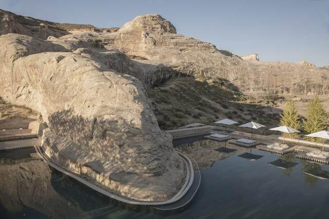 安缦奇岭,峡谷沙漠之中尽展荒凉的奢华 | Wendell Burnette-7.jpg
