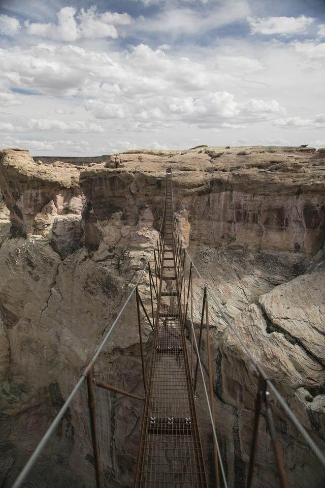 安缦奇岭,峡谷沙漠之中尽展荒凉的奢华 | Wendell Burnette-10.jpg
