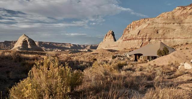 安缦奇岭,峡谷沙漠之中尽展荒凉的奢华 | Wendell Burnette-15.jpg