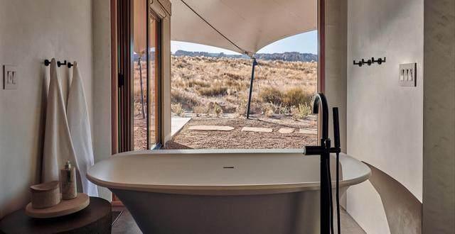 安缦奇岭,峡谷沙漠之中尽展荒凉的奢华 | Wendell Burnette-17.jpg