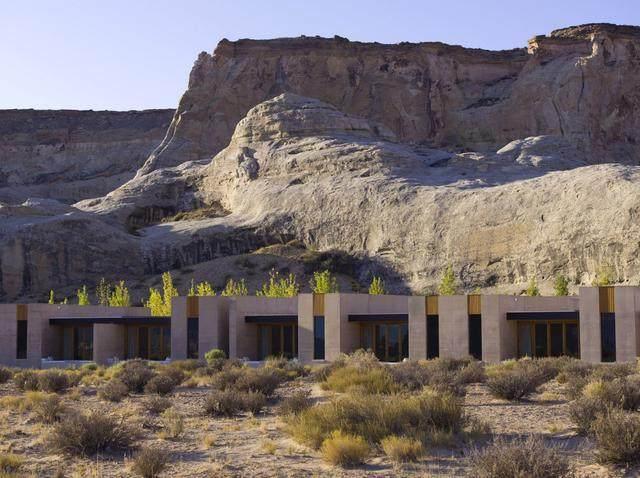 安缦奇岭,峡谷沙漠之中尽展荒凉的奢华 | Wendell Burnette-20.jpg