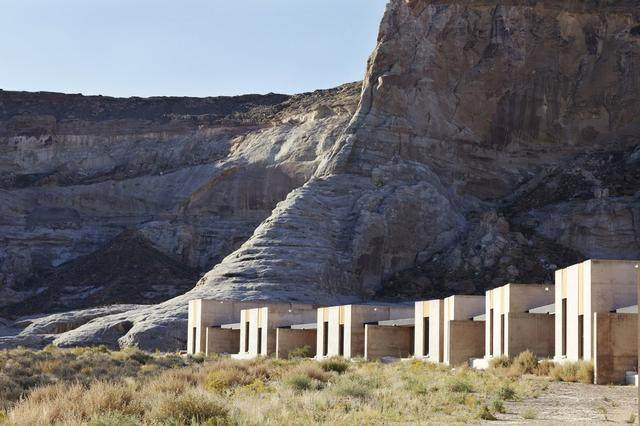 安缦奇岭,峡谷沙漠之中尽展荒凉的奢华 | Wendell Burnette-19.jpg