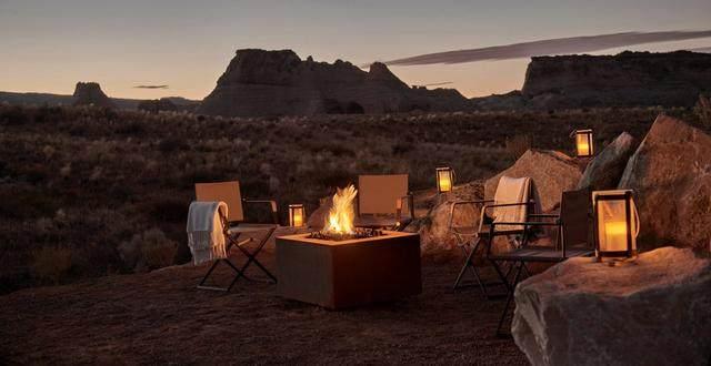安缦奇岭,峡谷沙漠之中尽展荒凉的奢华 | Wendell Burnette-18.jpg
