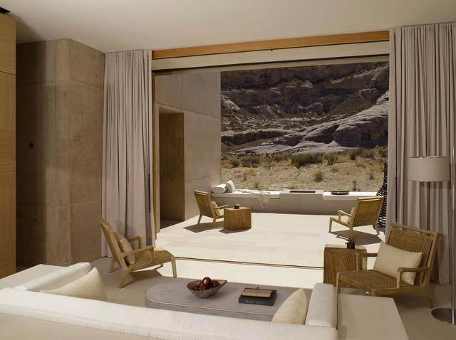 安缦奇岭,峡谷沙漠之中尽展荒凉的奢华 | Wendell Burnette-23.jpg
