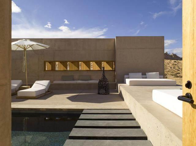 安缦奇岭,峡谷沙漠之中尽展荒凉的奢华 | Wendell Burnette-21.jpg