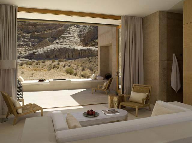 安缦奇岭,峡谷沙漠之中尽展荒凉的奢华 | Wendell Burnette-24.jpg
