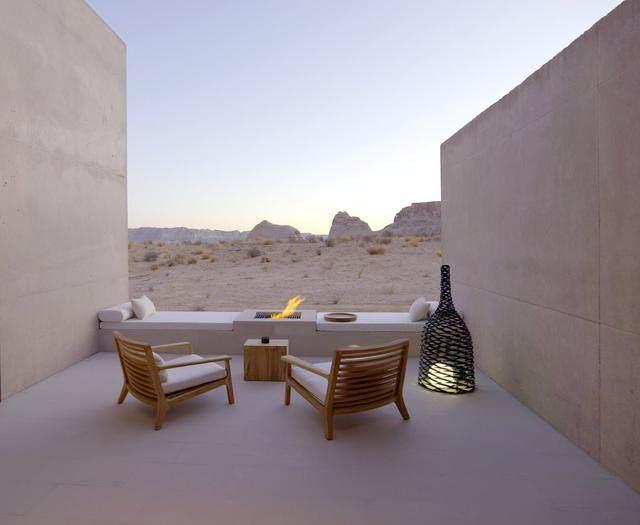 安缦奇岭,峡谷沙漠之中尽展荒凉的奢华 | Wendell Burnette-25.jpg