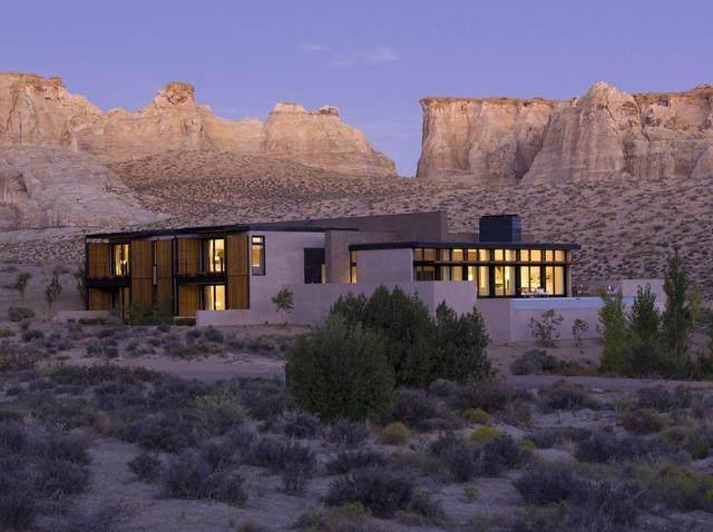 安缦奇岭,峡谷沙漠之中尽展荒凉的奢华 | Wendell Burnette-28.jpg