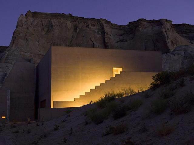 安缦奇岭,峡谷沙漠之中尽展荒凉的奢华 | Wendell Burnette-41.jpg