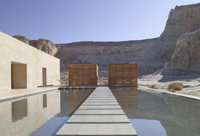 安缦奇岭,峡谷沙漠之中尽展荒凉的奢华 | Wendell Burnette-44.jpg
