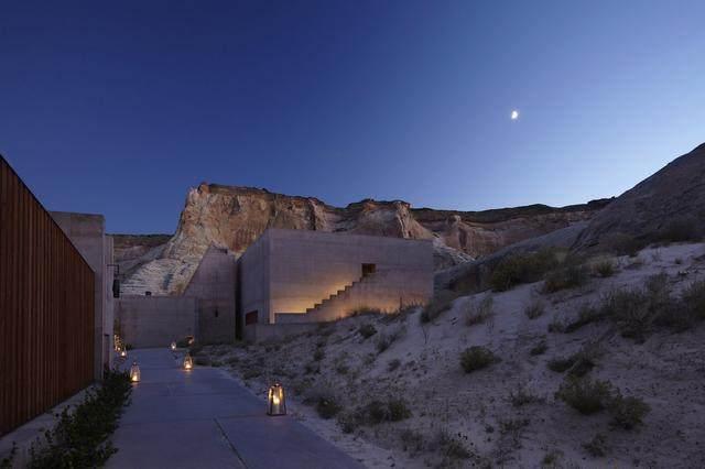 安缦奇岭,峡谷沙漠之中尽展荒凉的奢华 | Wendell Burnette-46.jpg