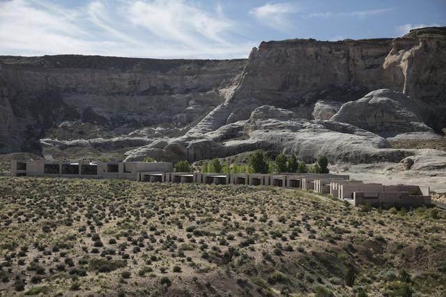 安缦奇岭,峡谷沙漠之中尽展荒凉的奢华 | Wendell Burnette-50.jpg