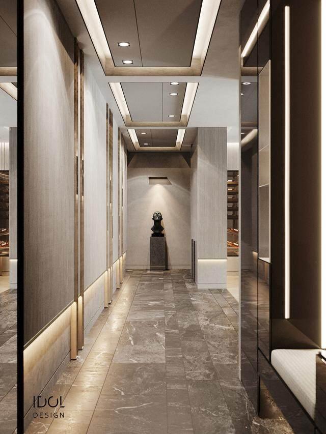 大理石成豪华住宅标配,149平的公寓也能散发奢华与品味-6.jpg