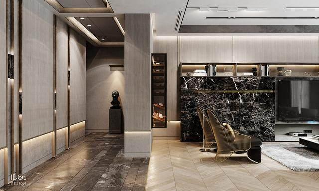 大理石成豪华住宅标配,149平的公寓也能散发奢华与品味-5.jpg