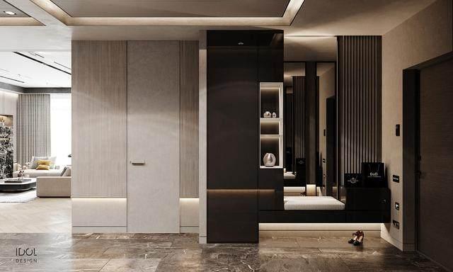 大理石成豪华住宅标配,149平的公寓也能散发奢华与品味-7.jpg