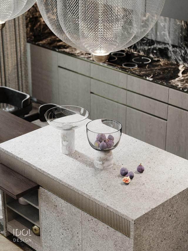 大理石成豪华住宅标配,149平的公寓也能散发奢华与品味-10.jpg
