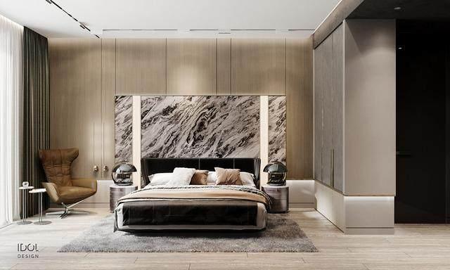 大理石成豪华住宅标配,149平的公寓也能散发奢华与品味-14.jpg