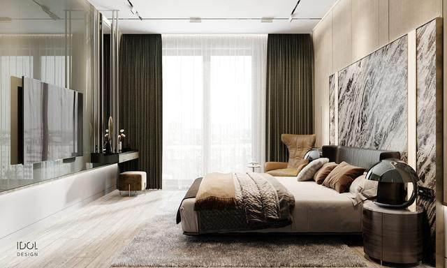 大理石成豪华住宅标配,149平的公寓也能散发奢华与品味-16.jpg
