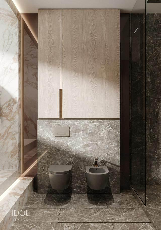 大理石成豪华住宅标配,149平的公寓也能散发奢华与品味-25.jpg