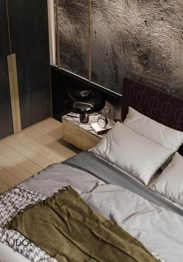 大理石成豪华住宅标配,149平的公寓也能散发奢华与品味-27.jpg