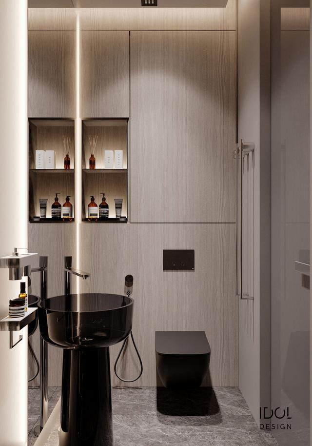 大理石成豪华住宅标配,149平的公寓也能散发奢华与品味-30.jpg