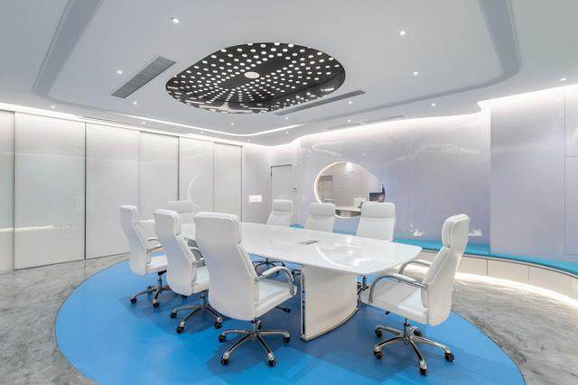 用细胞结构探索空间生命力 思勤医疗科技深圳办公設計欣赏-10.jpg