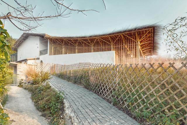 九峰乡村会客廳,福建——为村民创造有效的公共空间-6.jpg