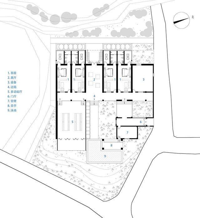 九峰乡村会客廳,福建——为村民创造有效的公共空间-25.jpg