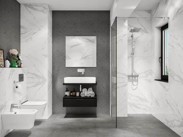 一个浴室的21种空间设计方案,你会选择哪一种-6.jpg