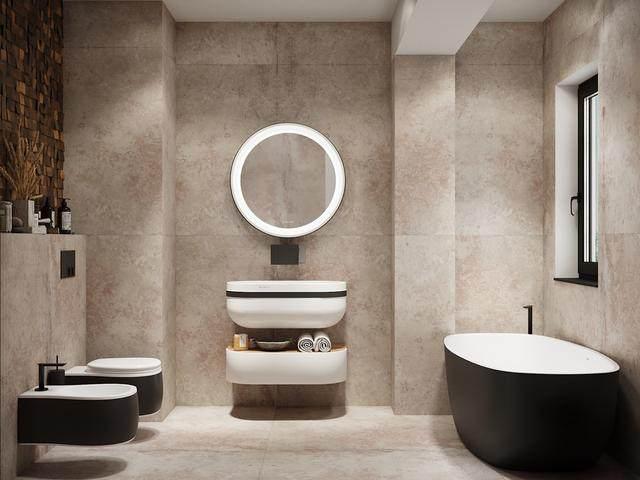 一个浴室的21种空间设计方案,你会选择哪一种-15.jpg