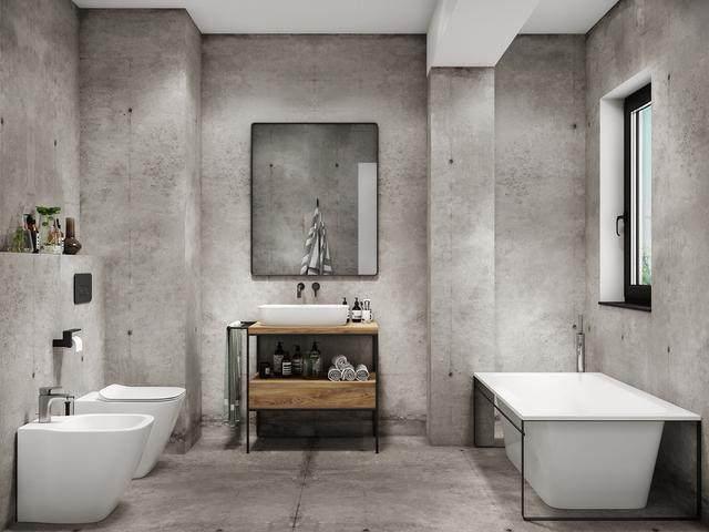 一个浴室的21种空间设计方案,你会选择哪一种-17.jpg