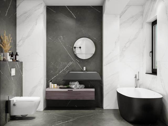 一个浴室的21种空间设计方案,你会选择哪一种-19.jpg