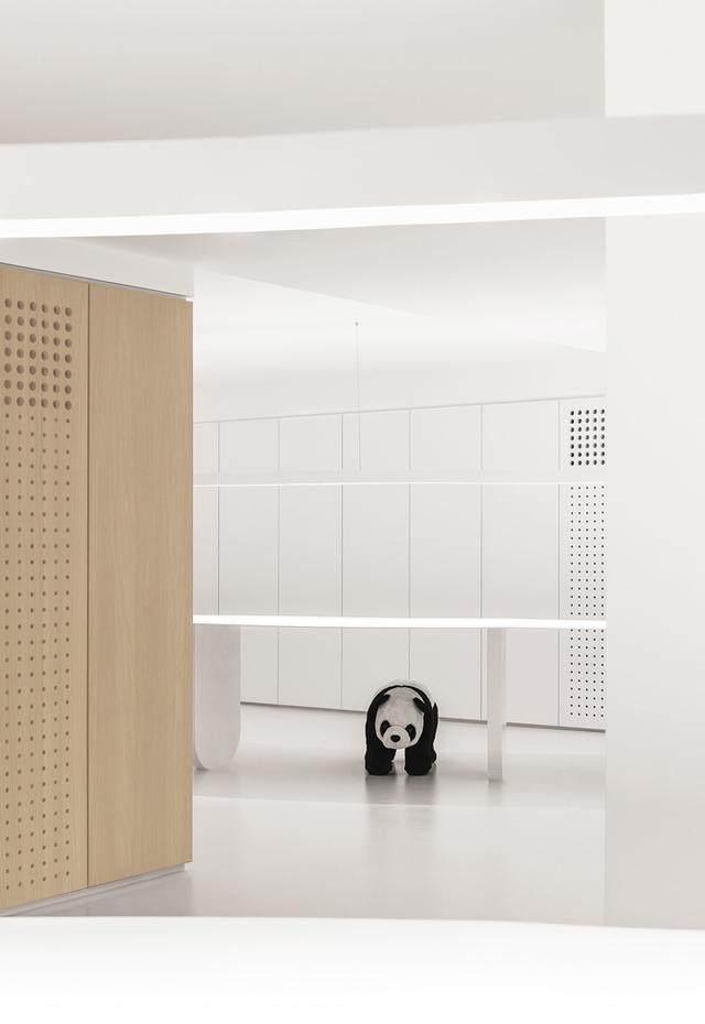 凝心聚力 寸匠熊猫建築設計厦门办公設計欣赏-1.jpg