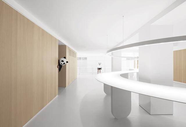 凝心聚力 寸匠熊猫建築設計厦门办公設計欣赏-2.jpg