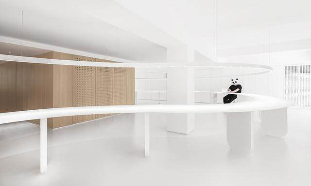 凝心聚力 寸匠熊猫建築設計厦门办公設計欣赏-5.jpg